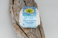 Festes Shampoo Blaue Lagune von Sauberkunst Seifenmanufaktur