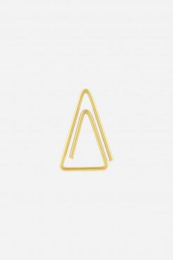 Büroklammer Triangle von Monograph, atelier.91