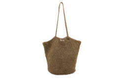 Tsue straw bag from Monk and Anna, atelier.91
