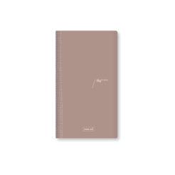 Refill gepunktet Notizbuch Tinne und Mia