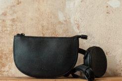 Toho Belt Bag black von Monk & Anna