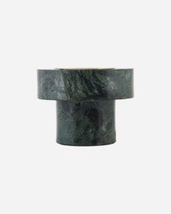 Tischleuchte Pin, grüner Marmor, von House Doctor
